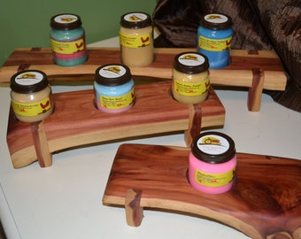 4 oz Soy Candles in Recycled Jars