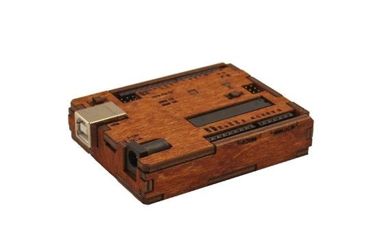 Arduino uno pocket case gunstock