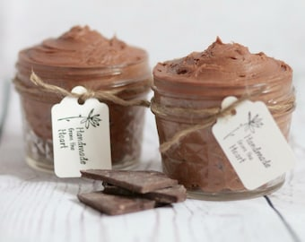 Chocolate Body butter whip