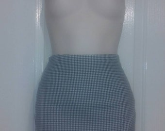 GUESS houndstooth skirt