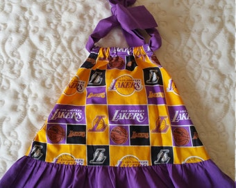 Basketball Los Angeles Lakers Size 3 Months, 6 Months & 12 Months