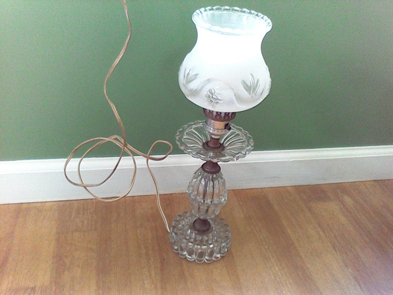 Vanity Lamps Vintage : Vintage Electric Lamp vanity lamp vintage lighting
