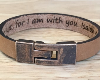 FREE SHIPPING-Bracelets for men,Men's Bracelet,Men Leather Bracelet,Leather Bracelets,Personalize Leather Bracelet,Custom Leather Bracelet