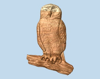 WOOD WALL ART Owl Wood Carving Wall Hanging ~ Rustic Home Decor ~ Custom Wood Wall Art Decor ~ Nature Decor Owl