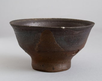 Wood Fired Pottery, Bowl -00147-