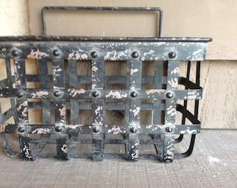 Galvanized Cage Etsy