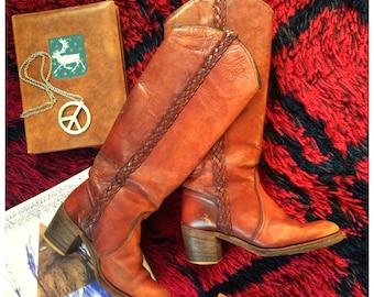 Miss Capezio boots U.S 6 or 6 1/2