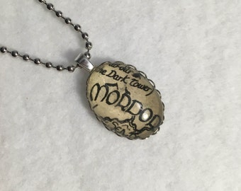 Lord of the Rings necklace