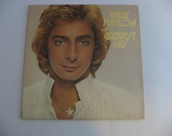 Barry Manilow  -  Greatest Hits - Circa 1978