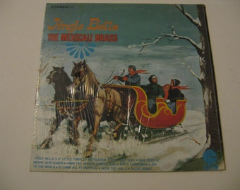 The Mexicali Brass - Jingle Bells - 1966 (Vinyl LP)