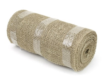 """9"""" by 10 yards Burlap fabric and rustic or country decoration.  Variety colors are available (BRH09-12)"""