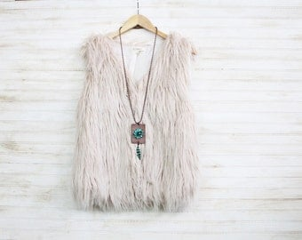 North Point Fur Vest *sale* 1577