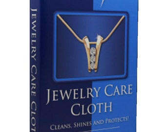 Blitz Jewelry Care Cloth  (PS117B)