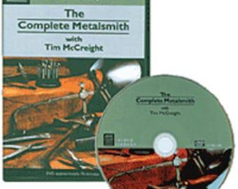 Complete Metalsmith - DVD (VT2400)