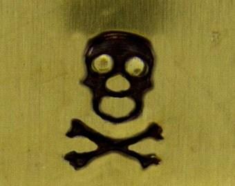 Design Stamp- Skull & Cross Bones (PN5250)
