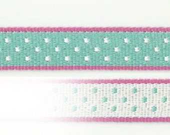 Design dot turquoise - points on & turquoise