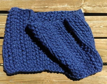 Knit Neck Warmer