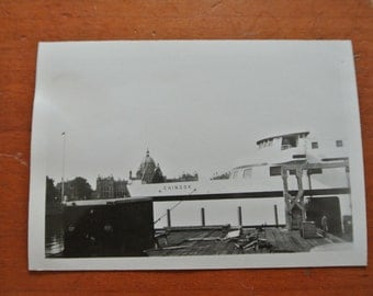 Vintage Chinook Ferry photo