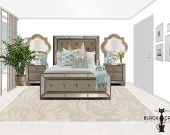 Bedroom Online Interior Design Package