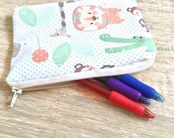 Pencil case handmade (pouch)