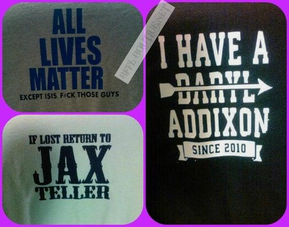Individual custom shirts