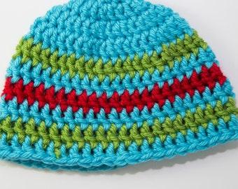 Newborn hat, Crochet hat, Newborn photo prop, Crochet baby hat beanie
