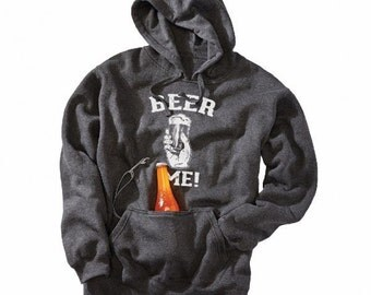 Beer Me 3 in 1 Tailgate Hooded Sweatshirt
