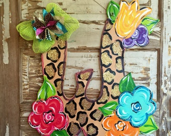 Spring And Summer Door Hanger By Queensofcastles On Etsy