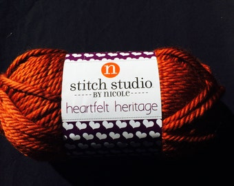 "Stitch Studio by Nicole - Heartfelt Heritage in ""Russet"""
