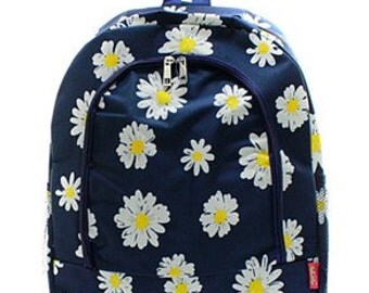 Daisy Backpack with free monogram