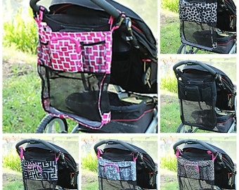 Choose Pattern Stroller Bag