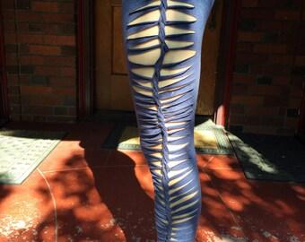 Side cutout leggings