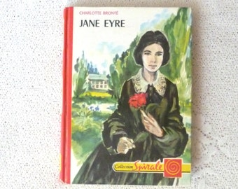 Jane Eyre - 60s French Book