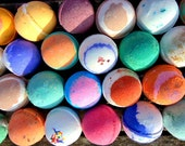 Bath bombs, 10 XL bath bombs - you choose the scent. Wholesale bath bombs,  Tennis ball size bath bombs, bath bomb