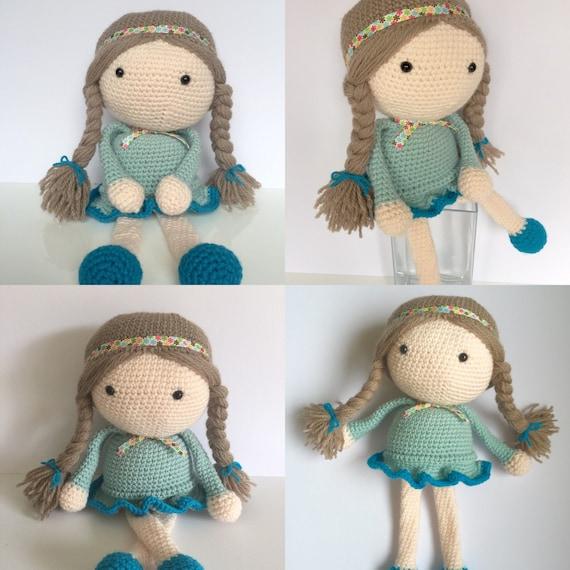 Made to Order Crochet Doll Amigurumi - Custom Orders Taken