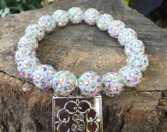 Iridescent Elise bracelet