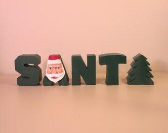 """5-Letter """"Santa"""" Word"""