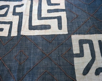 African Kuba Cloth/textile Kc027