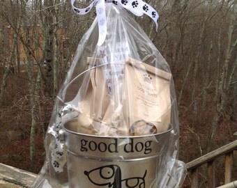 Dog Biscuits. Bucket Of Treats. Troopers Dog Treats. Pumpkin Peanut Butter Dog Treats.