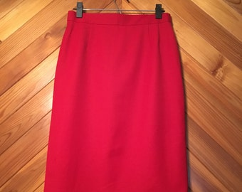 Vintage Escada Skirt-US 6/Euro 38