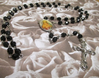 Catholic Gothic Rosary