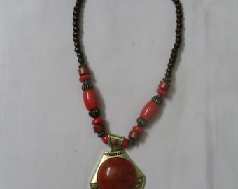 New arrival hot fashion red necklace