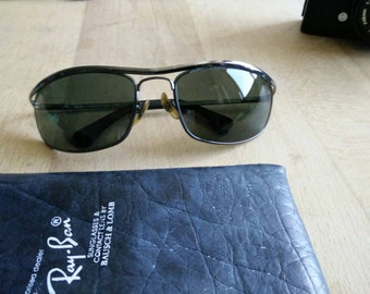 Vintage Ray Ban Rb3119 Olympian Bausch & Lomb