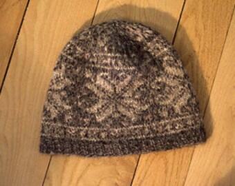 Norwegian Snowflake Hat