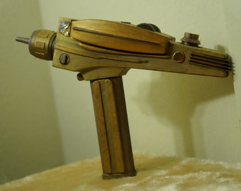 Electronic Steampunk Phaser