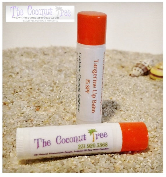 how to make natural lip balm with coconut oil