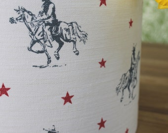 Cowboys Lamp Shade