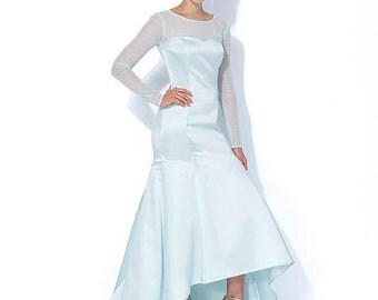 McCall's Pattern M7320 Misses'/Miss Petite Mermaid-Hem and High-Low Dresses