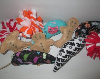 Catnip Cat Toy Variety Pack
