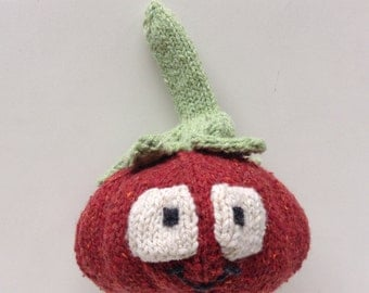 Big doudou ecological tomato red and funny